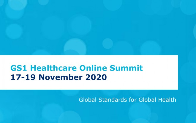 GS1 Healthcare Online Summit